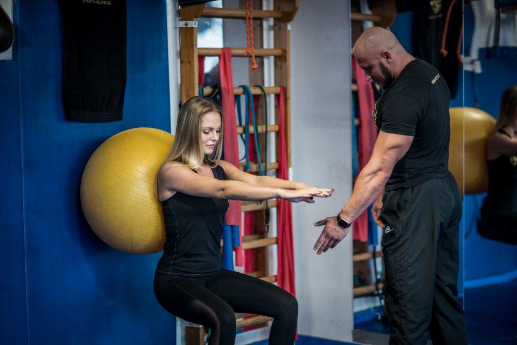 Personal Trainer Hambrug